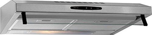 Bomann DU623 IX - Campana extractora 60 cm, recirculación de aire o...