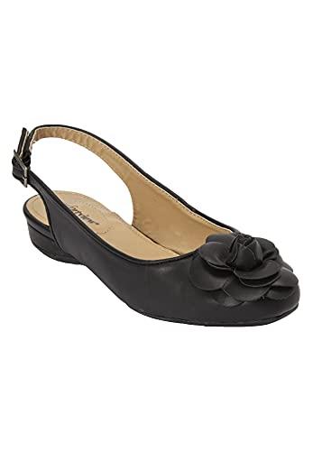 Top 10 best selling list for black flat dress shoes wide width