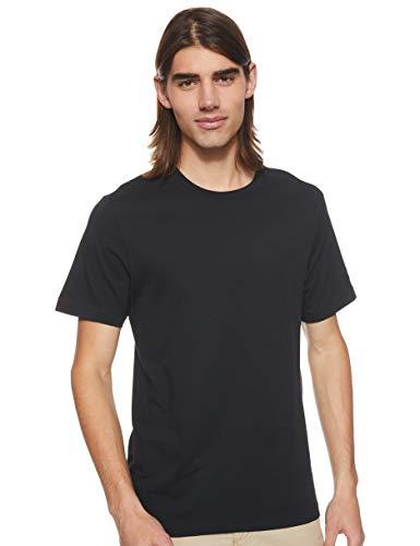 NIKE M NK SB tee Essential Camiseta de Manga Corta, Hombre, Black, L