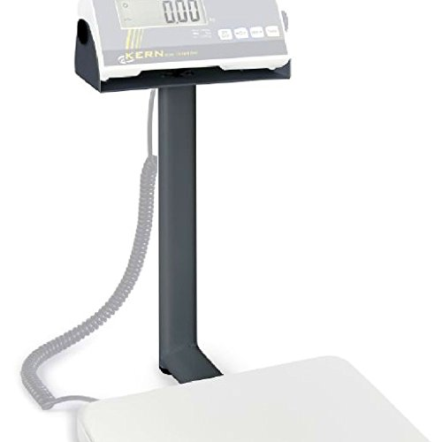 Kern EOB-A01N - Stand to elevate display device, height of stand approx. 450 mm - for Platform scale KERN EOB (models with weighing plate sizes WxDxH 315x305x65 mm) and Baby scale KERN MBB