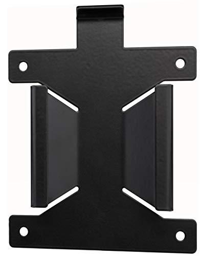 iiyama MD BRPCV02 VESA-Halterung Kit (VESA 100) für mini-PC (ThinClient / ZeroClient PCs), schwarz