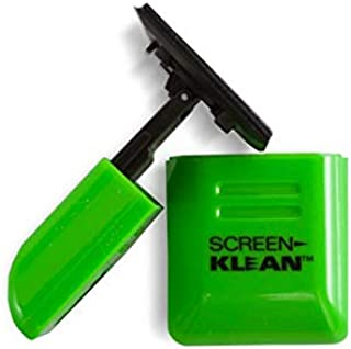 ScreenKlean Tablet Screen Cleaner, Efficient and Durable Carbon Microfiber Technology (Injected Green)
