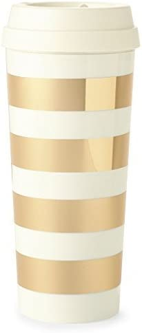 Kate Spade New Many popular brands York Attention brand Thermal Travel Mug 16 Tumbler Ounces Coffee