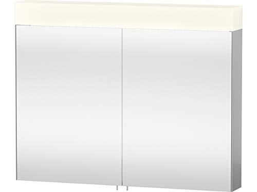 Preisvergleich Produktbild Duravit Spiegelschrank Vero 142x1000x800mm 2 Spiegeltüren,  LED Modul,  verspiegelt,  VE750300000