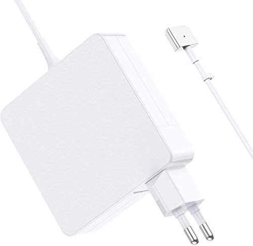 YWCKING Chargeur MacBook Air 45W, Magsafe 2 Chargeur Compatible avec MacBook Air 11'' et 13 Pouces Mi-2012, 2013, 2014, 2015, 2017 Modèles A1465 A1466 A1435 A1436