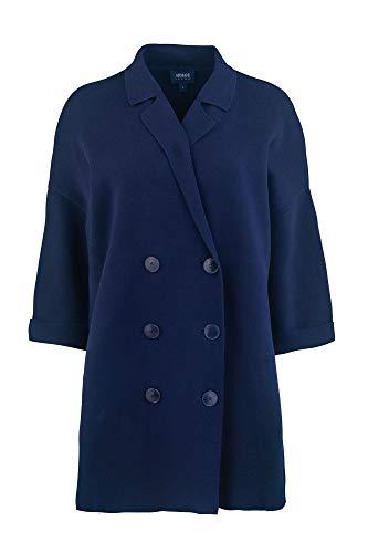Armani Jeans Mantel, Farbe:blau, Größe:XS