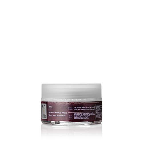 Plush luxuryBIOcosmetics - Gezichtsrijke vitamine C - detox, verjongt de huid, depigmentatie, biedt elasticiteit en helderheid - huidtypes: vette, verwijde poriën, zwarte vlekken (100 ml)
