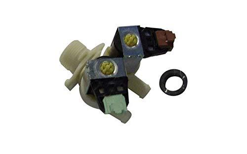 ELECTROVANNE 2 VOIES POUR LAVE LINGE ELECTROLUX - 5029705500