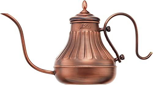 カリタ Kalita コーヒーポット ドリップ式専用 銅 900ml #52264
