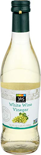 365 by Whole Foods Market, Vinegar, White Wine, 16.9 Fl Oz