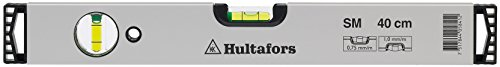 Hultafors DO-IT-Yourself-Wasserwaage, SM 40, 405841, Mehrfarbig, 40cm