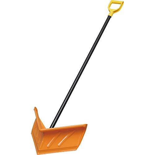 アイリスオーヤマ ラッセル、スノープッシャー 1006 雪かき オレンジ 奥行50.5×高さ25.5×幅160cm