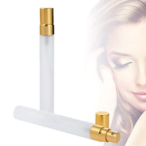 yinyinpu Flacon Parfum Vide Atomiseur Parfum Voyage Mini Portable Atomiseurs de Parfum Bouteille réutilisable Réutilisable Vaporisateur Gold