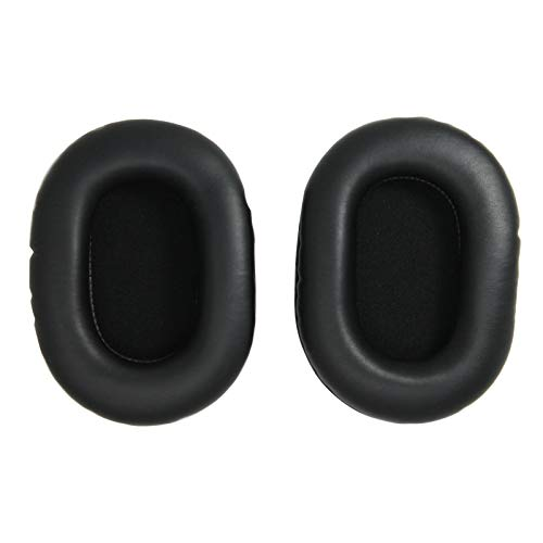 Replacement Ear Pads Replacement for Sony MDR-ZX770BN Headphones - Compatible with Soft Memory Foam Leather Earpads Parts