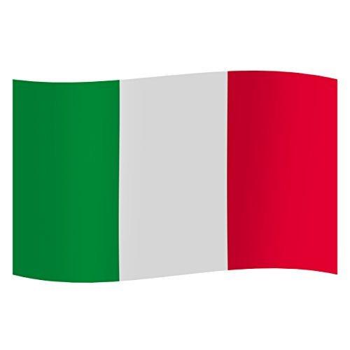 Robelli Italie/Italien National Drapeau Décoration - 0.9x1.5m