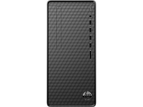 HP Desktop M01-F0055ns - Ordenador de sobremesa (AMD Ryzen 5 3400G, 8 GB RAM, 512 GB SSD, Radeon RX Vega 11, sin Sistema operativo) Negro