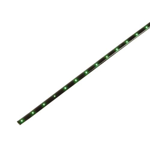 Pilot LA_73582 Bande flexible LED étanche 30 cm (Vert)