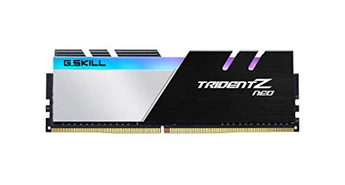 G.Skill Trident Z Neo F4 3800C14D 32GTZN Module de mémoire 32 Go (2x16Go) DDR4 3800 MHz