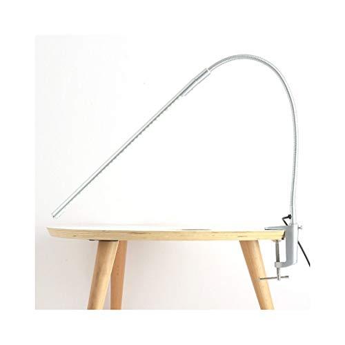 WFL-lámpara de escritorio Simple lámpara de mesa brazo largo del clip Protección de los ojos LED lámpara de escritorio dormitorio de noche lámpara de escritorio lámpara de lectura lámpara de escritori