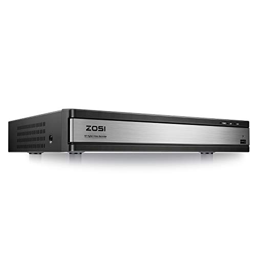 ZOSI H.265+ 1080N 16 Channel DVR for Security Camera System