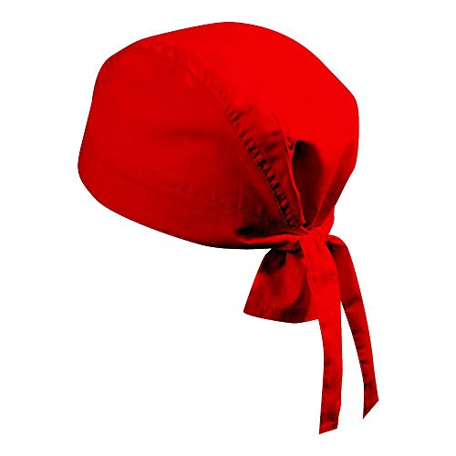 Myrtle Beach - Bandana Hat | Kopftuch, one Size, rot
