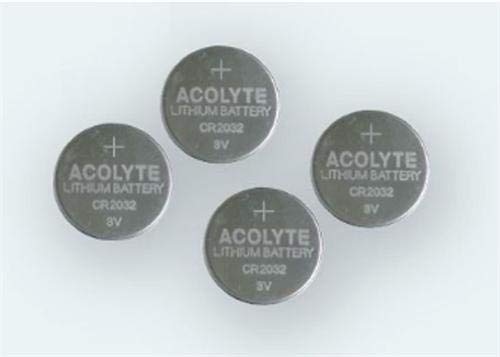 Acolyte (4) CR2032 Batteries