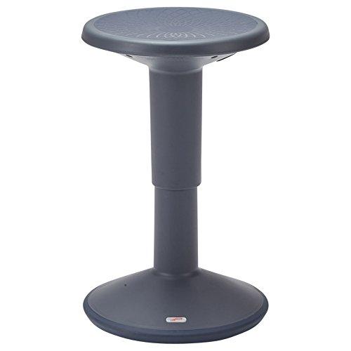 ECR4Kids SitWell Height-Adjustable Wobble Stool