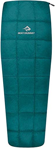 Sea to Summit Traveller Down Sleeping Bag, 50 Degrees F, Long