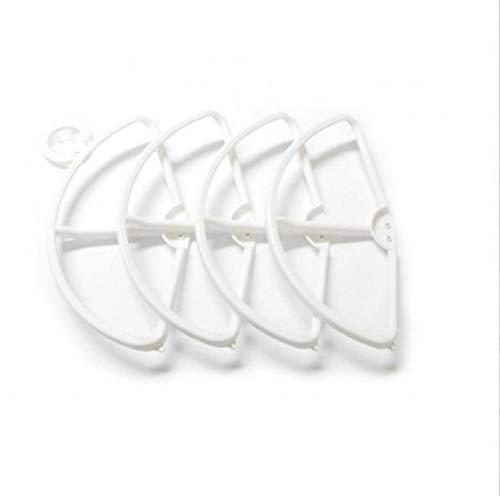 YNSHOU 4 pz/Set Protezione Dell'elica Puntelli Paraurti Saver Copertura Protettiva Anti-Crash per DJI Phantom Drone RC Elicottero Pezzi di Ricambio per Aerei