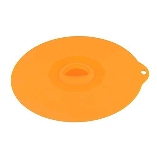 Reutilizable 3 unids Multifuncional Tazón de silicona Tapas Reutilizables Reutilizables Sello de succión Cubiertas para tazones Tazas de macetas Accesorios de cocina Cocina segura Lavaplatos, microond