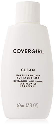 COVERGIRL Clean Makeup Remover for Eyes amp Lips 2 oz Packaging May Vary Old Version
