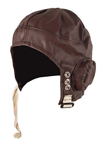 Best Dressed Sombrero de aviador para hombre y mujer (Accesorio de disfraz)