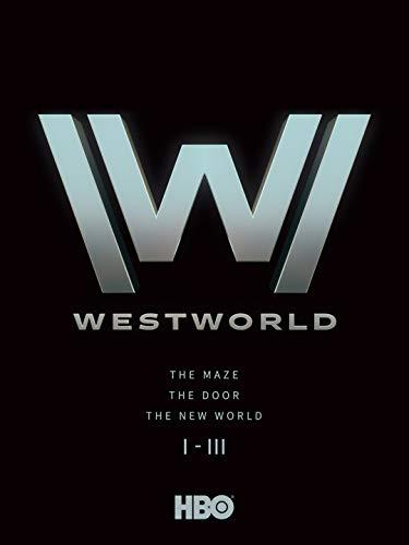 Westworld: Seasons 1-3 [Blu-ray] [2020] [Region Free]