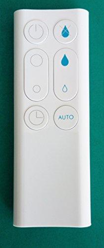 Dyson afstandsbediening voor ventilator AM10 origineel wit artikelnummer: 966569-06