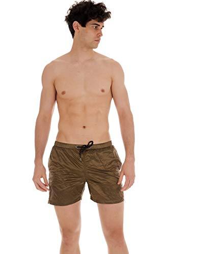 Rrd 2030423 Bathing Suits Uomo Verde Militare 50