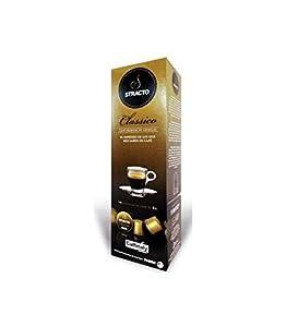Stracto Capsulas de Café 80606, Delicato 80 Unidades 1240 g