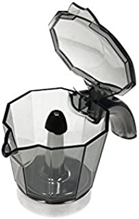 Jarra 4 tazas para máquina de café Alicia EMKE 42.BL: Amazon.es: Hogar