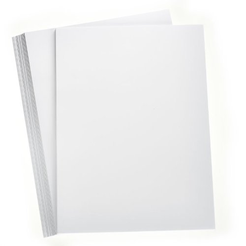 Marietta Magnetics - Laser Printable 8.5' x 11' Magnetic Paper, 10 (ten) mil -10pk