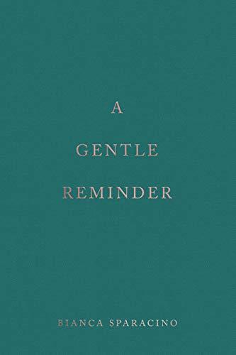 A Gentle Reminder