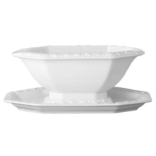 Rosenthal 10430-800001-11620 Maria Sauciere einteilig 0.40 L, weiß