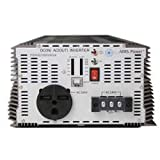 AIMS Power 7000 Watt 48 VDC to 240 VAC Industrial Power Inverter