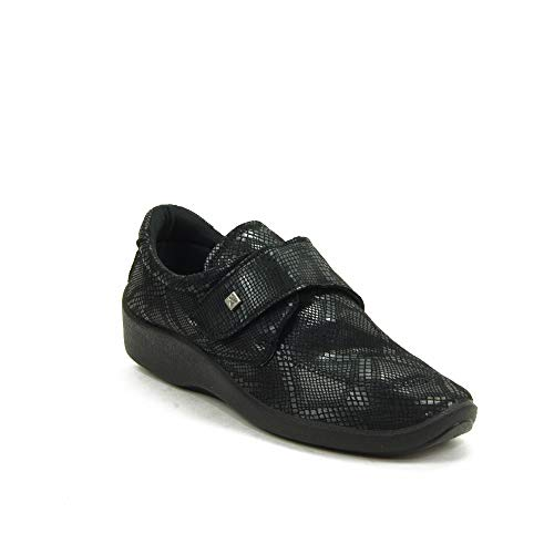 ARCOPEDICO - Zapato Casual para: Mujer Color: Negro