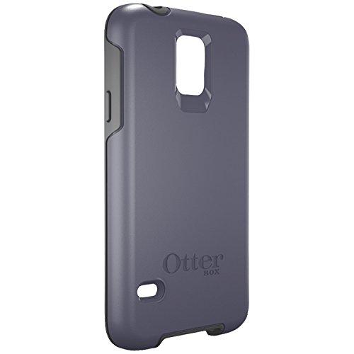Otterbox SYMMETRY SERIES for Samsung Galaxy S5 - Retail Packaging - DENIM (DUSK BLUE/SLATE GREY)
