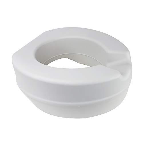 Queraltó - Elevador WC Blando sin Tapa, 11 cm