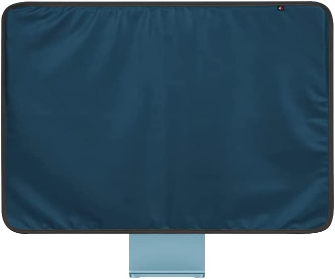 Protect Dust Cover for 24 Inch iMac, iMac Display Apple All-in-one Computer Screen Protector (Blue)