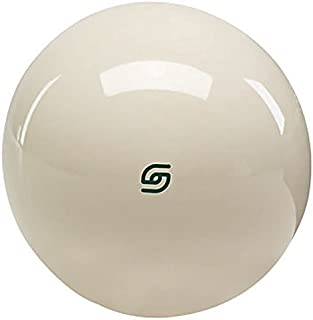 Aramith Green Logo Magnetic Cue Ball by 2 1/4 inch