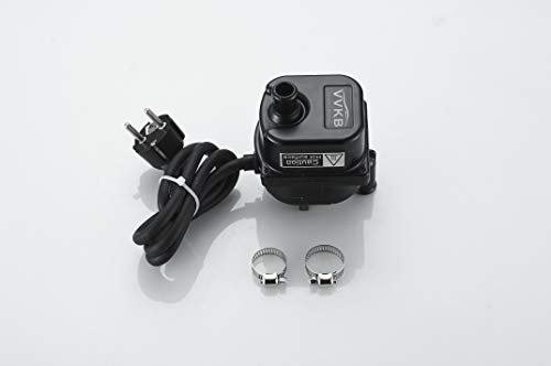 VVKB Chauffage de moteur de voiture 230 V 1000 W Titan-P1 Coolant Preheater avec double thermostat et pompe intégrée