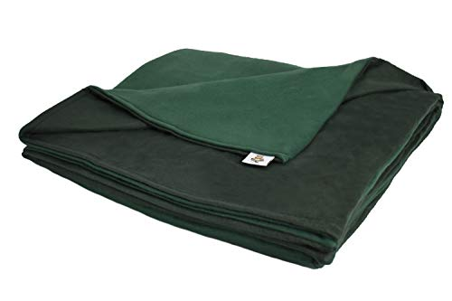 Buy SENSORY GOODS Adult Extra Large Weighted Blanket Made in America- 22lb Medium Pressure - Forest ...
