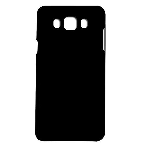 UU FIX Tapa de Batería para Samsung Galaxy J7 (2016) J710(Negro) de la Reemplazo Parte Trasera Battery Cover con Kit Reparación.