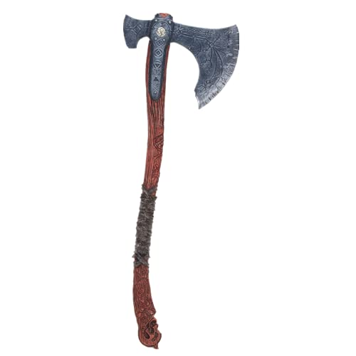 damdos Halloween-Cosplay-Requisiten für Gott des Kriegs, Axt aus Schaumstoff, Leviathan, Kratos, Äxte, Waffe, Geburtstagsgeschenke